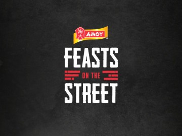 Amoy Feasts on the Street Brand Partnership image